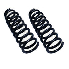 """1999-2006 Chevy GMC 1/2 Ton 2WD Truck Front Drop Coil Springs 1""""  25910"""