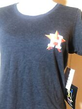 47 Brand Womens Medium Houston Astros Jose Altuve Shirt Gray