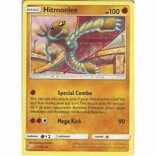 Hitmonlee 73/181 - Uncommon Card - Pokemon Sun & Moon Team Up SM-9 TCG