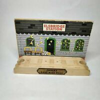Thomas & Friends Wooden Railway Train Engine - James Goes Buzz Buzz Stand Only