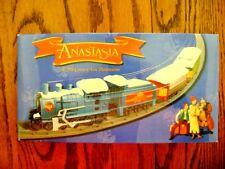 1997--ANASTASIA (Toy Train Set) by Burger King [NIP]