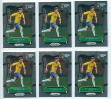 2018 Panini Prizm World Cup Neymar JR Scorers Club lots*6  Brazil