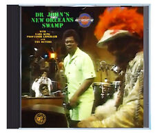 DR JOHN, PROFESSOR LONGHAIR, EARL KING & THE METERS, LIVE in 1974, on CD