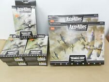 NIB  AXIS & ALLIES MINIATURE GAME ANGEL 20 BUNDLE WITH BOOSTER PACK -SEALED!