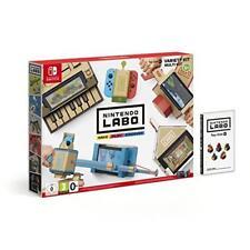 Nintendo Switch Labo Toy-con 01: Variety Kit