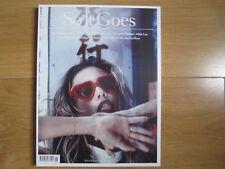 So It Goes Magazine October 2015 Behati Prinsloo,Ben Whishaw,Stacy Martin,New.