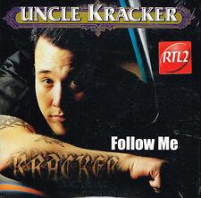 CD single: Uncle Kracker: follow me. 2 titres. atlantic. D7