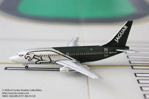 Seattle Models Jaguar Airlines Boeing 737-200 Old Color Diecast Model 1:400