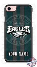 Philadelphia Eagles Logo Phone Case Cover Fits iPhone Samsung Google LG Name