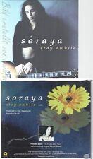 CD--SORAYA--STAY AWHILE --PROMO--2