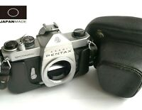 Pentax SP Spotmatic 35mm SLR Film Camera Body & Case From Japan [for Parts] #19