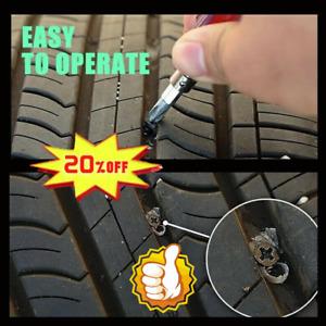 Vacuum Tyre Repair Nail Tyre Repair Rubber Nails Self-tire Repair Tire Film 2021