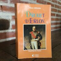 Erlon Drouet Pierre Germain Fernand Longo/Galitzin 1985