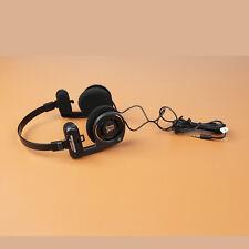 Koss Porta Pro PortaPro Headband Headphones - Black Straight Plug heavy bass