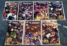 Transformers Armada Lot# 1, 2, 6, 14-17 - VF/NM