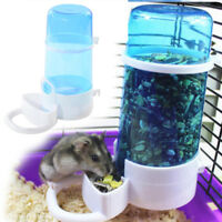 Pet Food Drink Dispenser Bowl for Pet Hamster Hedgehog Automatic Feeder Water