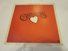 1972 LP RECORD THE CARPENTERS A SONG FOR YOU
