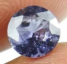 SPINEL Natural 1.00 CT 6.35 MM  Rare Round Cut Untreated Loose Gem 13021274