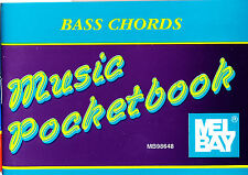 Bass Chords Pocket Book