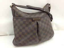 Auth Louis Vuitton Monogram Bloomsbury PM Shoulder Tote Bag Brown 8J040240N