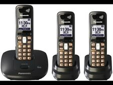 Panasonic Kx-Tg6413 Home Phone System DECT6.0 With 3 Handsets