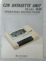 commandore Computer C2N 1530 cassette