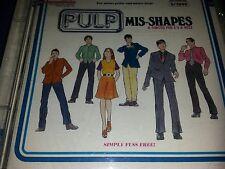 Pulp mis-shapes