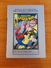 Marvel Masterworks The Amazing Spider-Man Volume 10 Hardcover LIKE NEW
