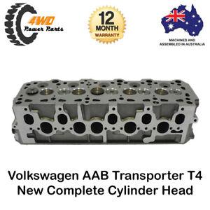 Volkswagen Transporter T4 AAB Complete Cylinder Head w/ Valves Springs Camshaft