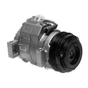 A/C  Compressor And Clutch- New DENSO 471-0315