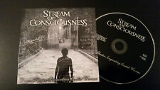 Dream Theater Stream of Consciousness Songwriting Contest RARE Fan Club CD 2003