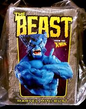 Bowen Designs X-Men Beast Bust Statue New from 2002 Factory Sealed