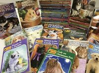 Lot of 5 Animal Ark scholastic youth chapter books Random Mix Ben Baglio