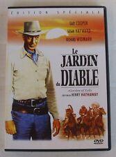 DVD LE JARDIN DU DIABLE - Gary COOPER / Susan HAYWARD / Richard WIDMARK