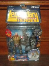 Marvel Legendary Heroes Chase Variant SUPERPATRIOT Action Figure BAF PITT Series