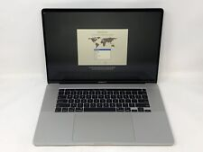 MacBook Pro 16-inch Silver 2019 2.6GHz i7 16GB 512GB SSD Mint Condition