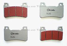 Pasticche Anteriori BREMBO SC RACING Per HONDA CBR 1000 RR 2008 08  (07HO50SC)