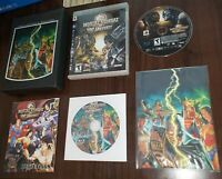 Mortal Kombat vs DC Universe Playstation PS3 Kollector's Edition Set NICE COND.