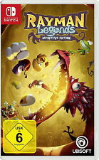 Rayman Legends Definitive Edition (Nintendo Switch, 2017)