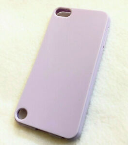 for iPod Touch 5th & 6th & 7th Gen - Hard TPU Rubber Gummy Skin Shell Case Cover