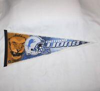 "WinCraft Sports NFL ""DETROIT LIONS"" 30 1/2"" Felt Pennant"