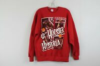 Vintage Indiana Hoosiers Pullover Sweater Sz. Large D1-18