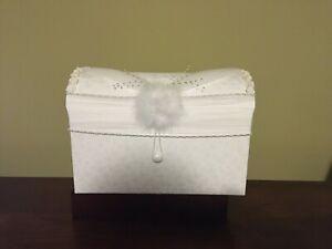 Brand New Wedding Money Box fits up 100 envelopes