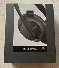 Bose 700 Noise Cancelling Bluetooth Headphones - BRAND NEW Factory Sealed! Black