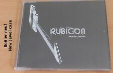 Alan Braxe & Fred Falke – Rubicon - 4 Tracks + Video - CD maxi-single promo