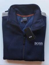 Men's Hugo Boss Jumper Sweater Blue Size- XL