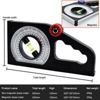 Multi-function Magnetic Slope Measuring Instrument Slope Gauge Tool