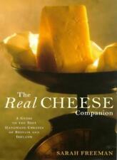 The Real Cheese Companion,Sarah Freeman- 9780316883221