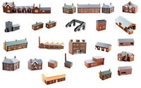 N scale plastic building kits Kestrel Design (53 different models) free port