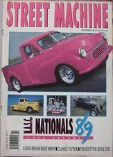 Street Machine Magazine November 1989 Vol.11 No.7